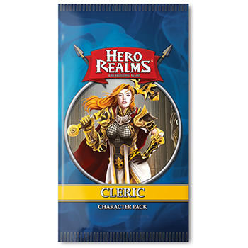 Hero Realms - Character Pack: Chierico