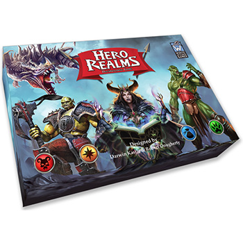 Hero Realms - Deckbuilding Game Set Base