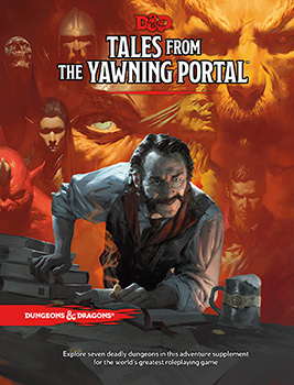 Dungeons & Dragons 5a Edizione - Tales from the Yawning Portal