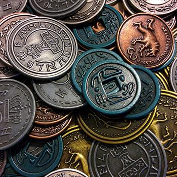 dragonstore scythe monete in metallo
