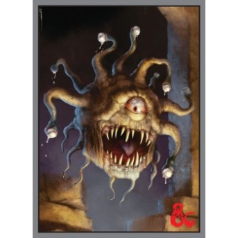 Dungeons & Dragons 5° Edizione - Bustine Protettive Beholder