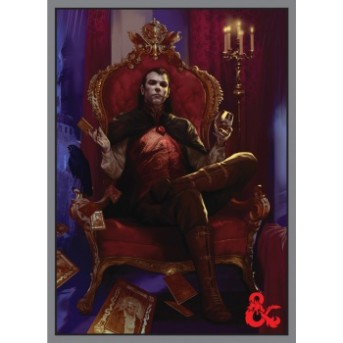 D&D 5th Edition - Bustine Protettive Count Strahd