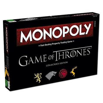Monopoly - Game of Thrones Collector's Edition - Deluxe