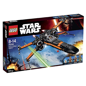 LEGO Star Wars - Poe's X-Wing Fighter™