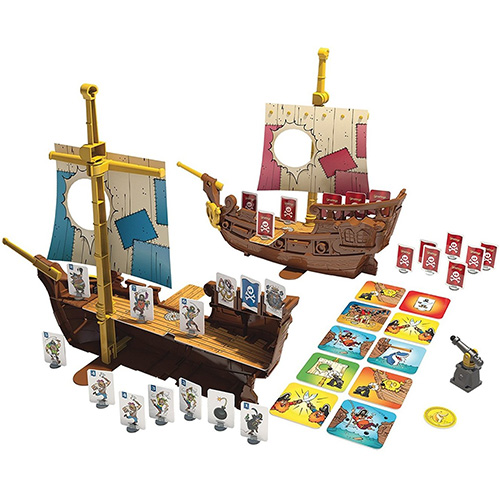 Stratego Pirates! - Italiano