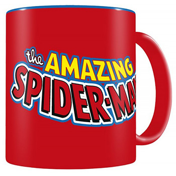 Marvel - Tazza con Logo Classic di Spiderman
