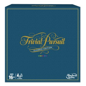 Trivial Pursuit Classic Edition - Italiano