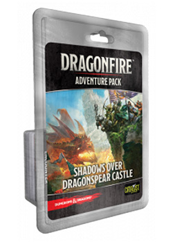 D&D - Dragonfire: Shadow Over Dragonspear Castle