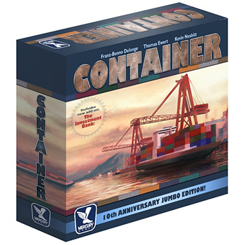 Container - Jumbo Edition 10th Anniversary