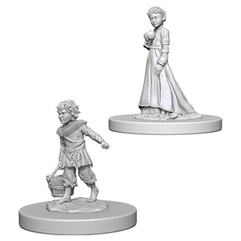 Pathfinder Deep Cuts Miniatures - Bambini