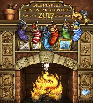 Dragonstore calendario dell 39 avvento 2017 dei giochi da - Calendario 2017 da tavolo ...