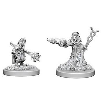 Dragonstore Dd Nolzurs Marvelous Miniatures Mago Gnomo Femmina