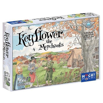 Keyflower: The Merchants - Italiano