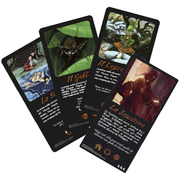 Wherewolf Revised - Pack Carte Promo