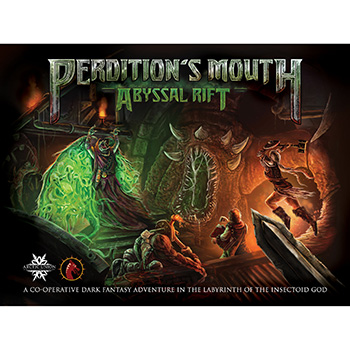 Perdition Mouth: Abyssal Rift - Italiano