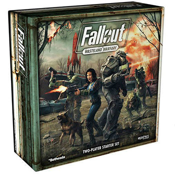Fallout: Wasteland Warfare - Starter Set