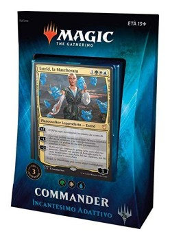 Magic - Commander Deck 2018 - Incantesimo Adattivo
