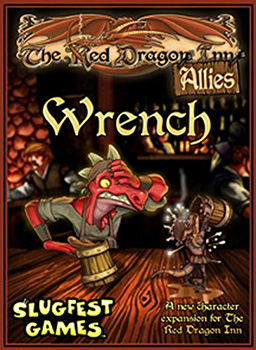 The Red Dragon Inn - Allies Wrench