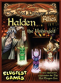 The Red Dragon Inn - Allies Halden the Unhinged