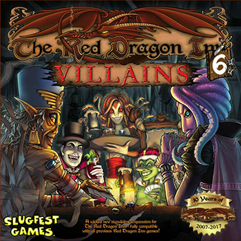 The Red Dragon Inn 6 - Villains