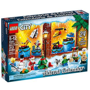 Il Calendario Dellavvento.Lego City Calendario Dell Avvento Di Lego City 2018