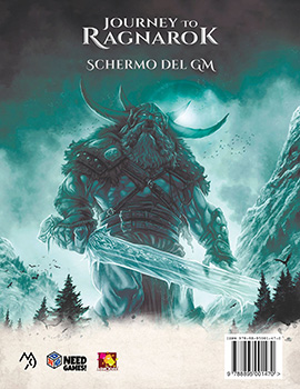 Journey to Ragnarok - Schermo del GM