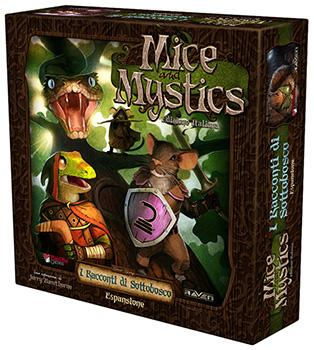 Bundle Mice and Mystics - Sottobosco+Tail Feather+Pacchetto Promo