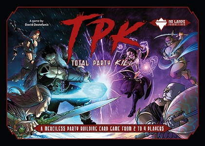 TPK - Total Party Kill