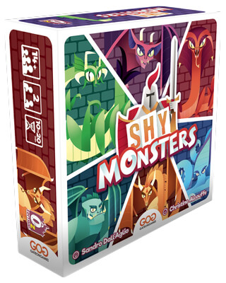 Shy Monsters - Italiano