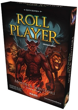 Roll Player - Mostri & Servitori