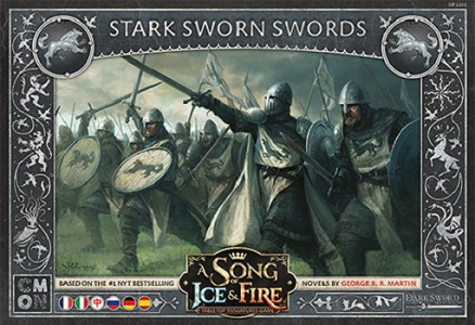 A Song of Ice and Fire - Spade Giurate Stark