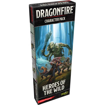 D&D - Dragonfire Heroes of the Wild