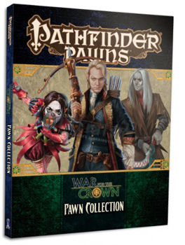 Pathfinder - War for The Crown - Segnalini Mostro e Png