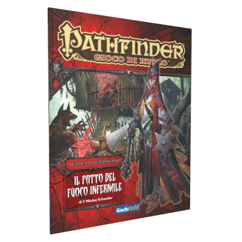 Pathfinder: Vendetta dell'Inferno 1 - Il Patto del Fuoco Infernale