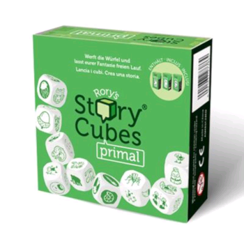 Story Cubes Primal - Italiano