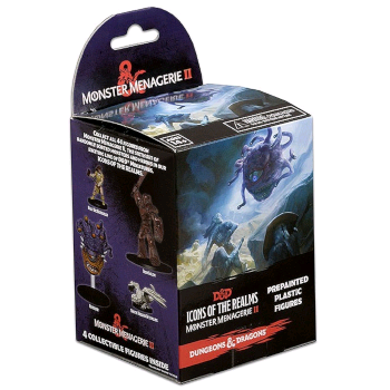 D&D 5th Edition - Icons of the Realms: Monster Menagerie 2 - Booster Singolo