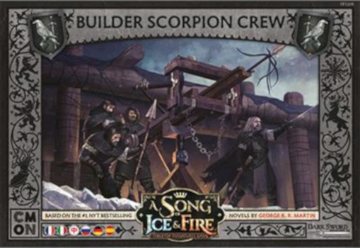 A Song of Ice and Fire - Squadra Scorpione dei Costruttori
