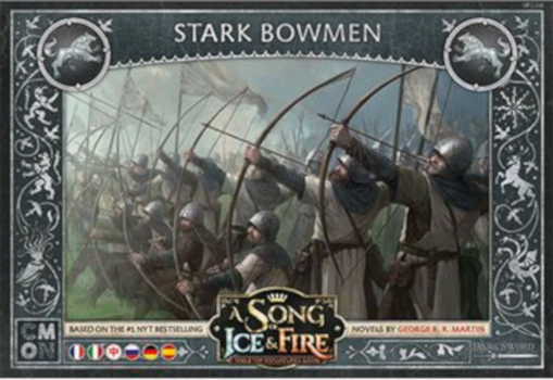 A Song of Ice and Fire - Arcieri Stark