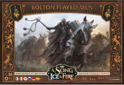 A Song of Ice and Fire - Uomini Scuoiati Bolton