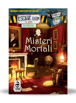 Escape Room - Misteri Mortali