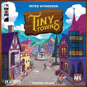 Tiny Towns - Edizione Italiana