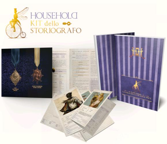 Household - Kit dello Storiografo