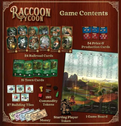 Raccoon Tycoon - Deluxe Edition
