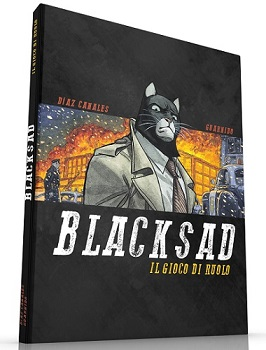 Blacksad - Il Gioco di Ruolo Ufficiale