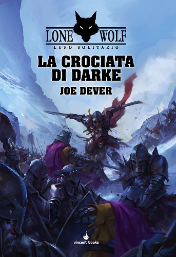 Lupo Solitario Vol.15 - La Crociata di Darke
