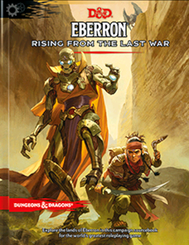 D&D 5th Edition - Eberron: Rising From Last War