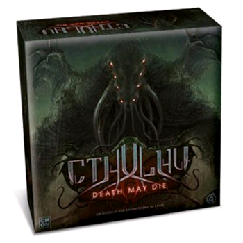 Cthulhu: Death May Die - Italiano