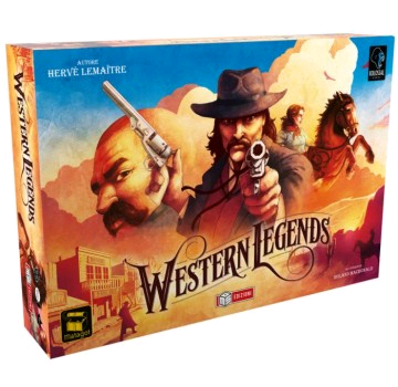 Western Legends - Italiano