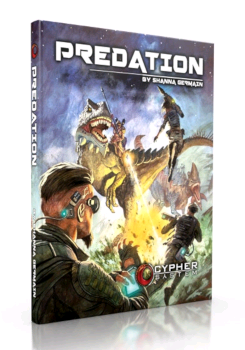 Cypher System: Predation - Italiano