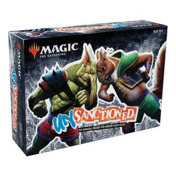 Magic - Unsanctioned Box (5) ENG